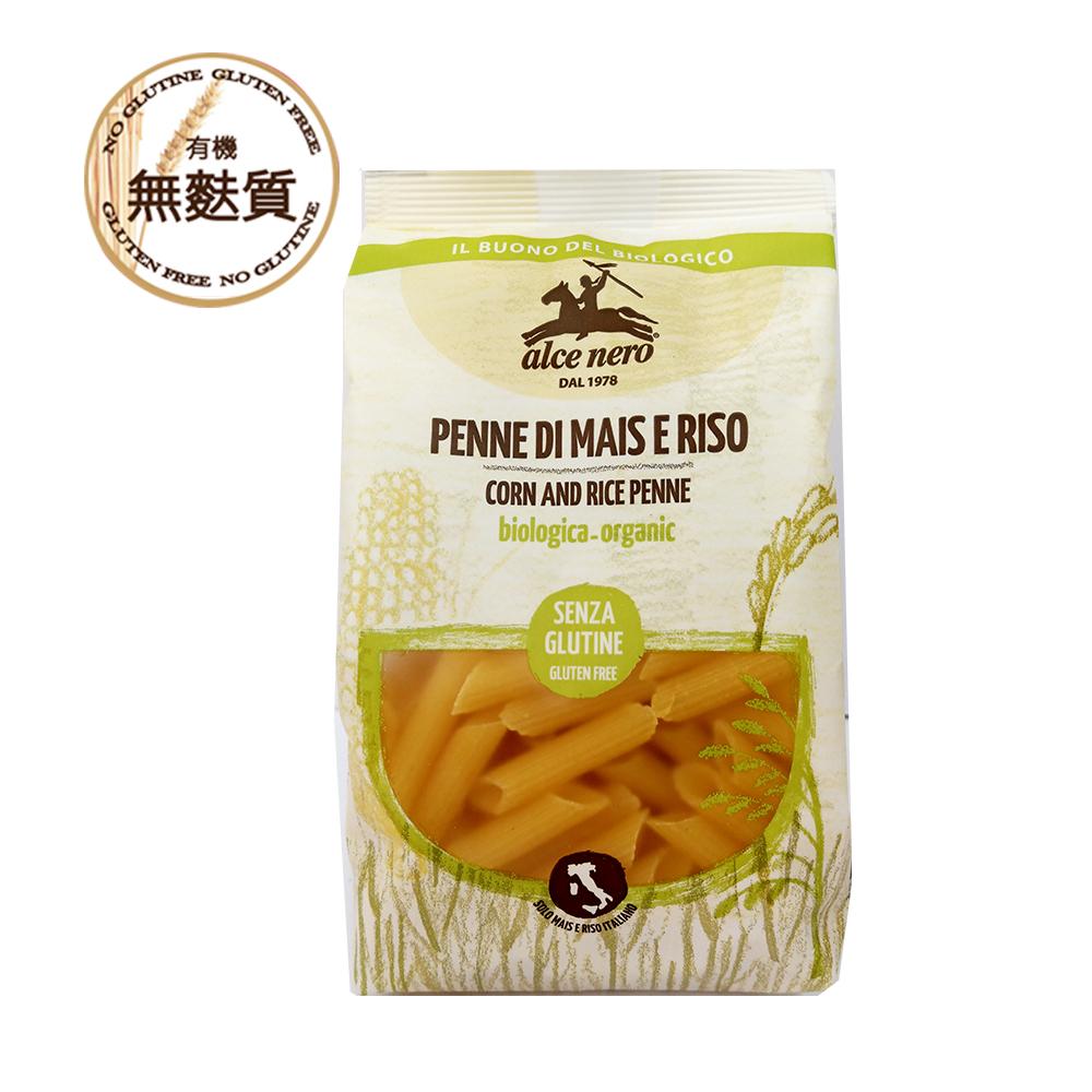 【Alce Nero有機尼諾】有機無麩質筆管麵(250g)