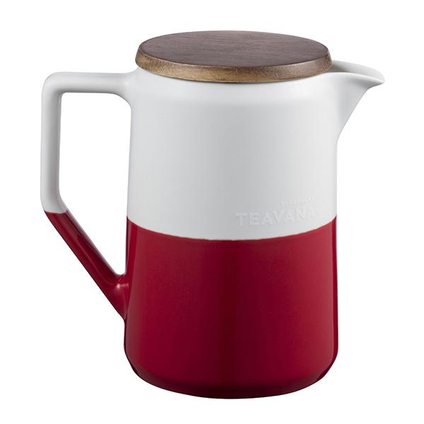 [星巴克]紅TEAVANA茶壺
