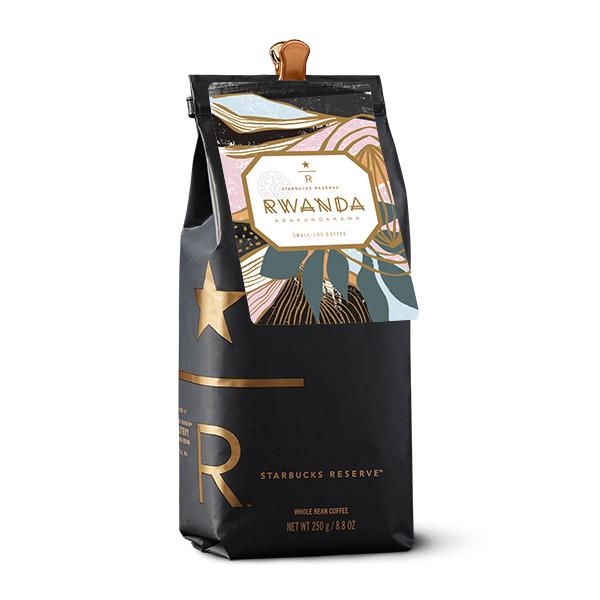 [星巴克]典藏咖啡-盧安達安芭肯達合作社