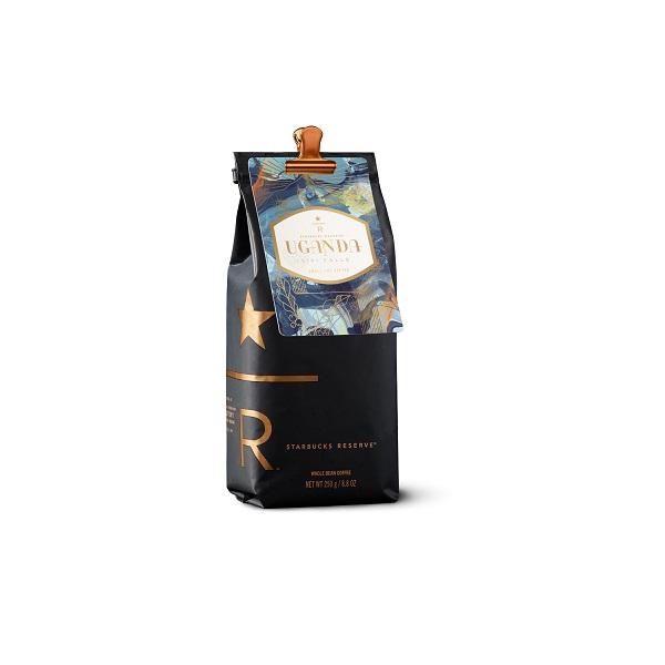 [星巴克]典藏咖啡-烏干達汐碧瀑布