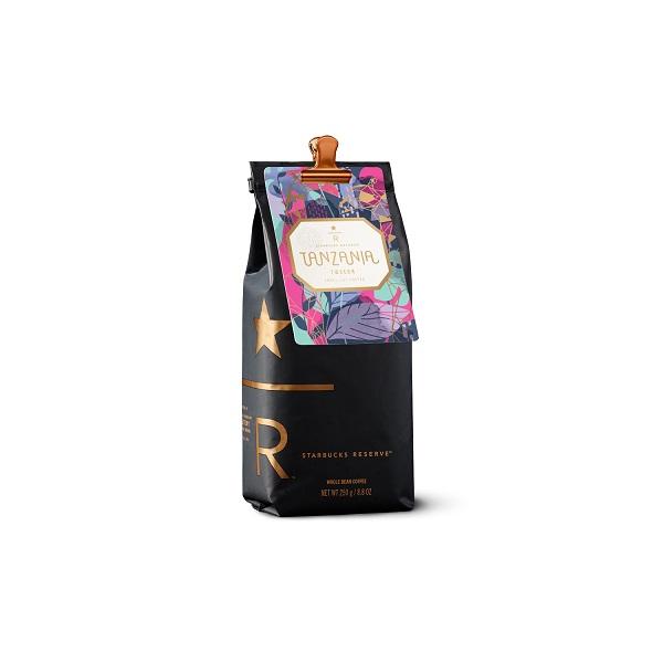 [星巴克]典藏咖啡-坦薩尼亞托加