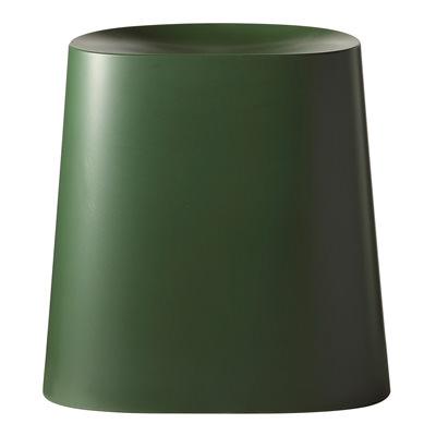 [MUJI無印良品]PP可堆疊椅凳/綠色
