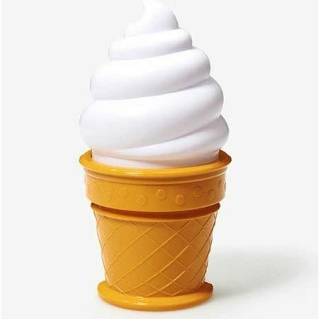 荷蘭|a Little Lovely Company ❤北歐風 療癒冰淇淋燈大夜燈-香草白
