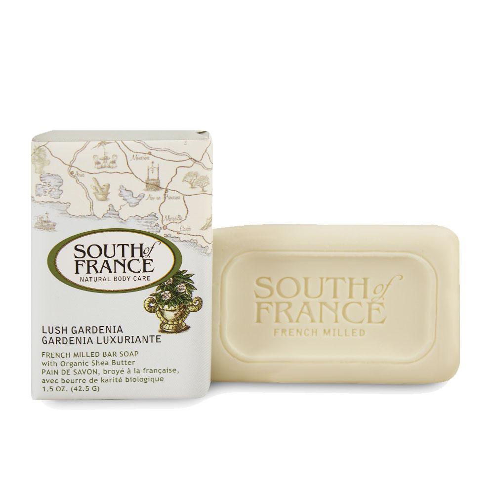 South of France 南法馬賽皂 純梔子花 42.5g 旅行版 - 一般、乾性肌