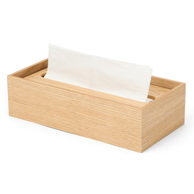 [MUJI無印良品]MDF面紙盒