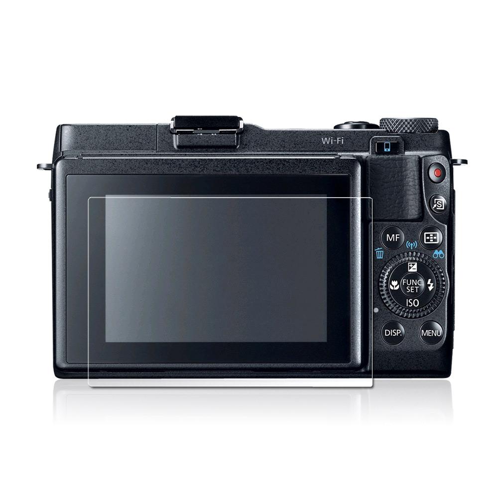 Kamera 高透光保護貼 for Canon EOS M3 / M10 / G1X Mark II