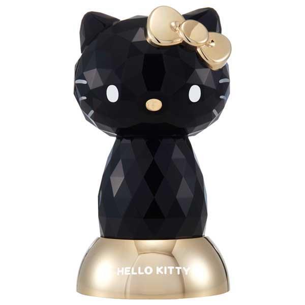 HELLO KITTY 4D震動刷頭洗臉機 (24K鍍金黑)