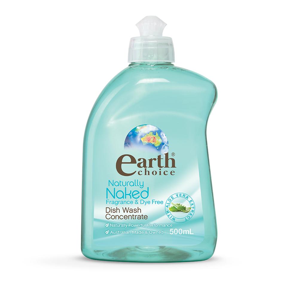 【澳洲Natures Organics】天然植粹濃縮洗碗精(自然無香)500ml