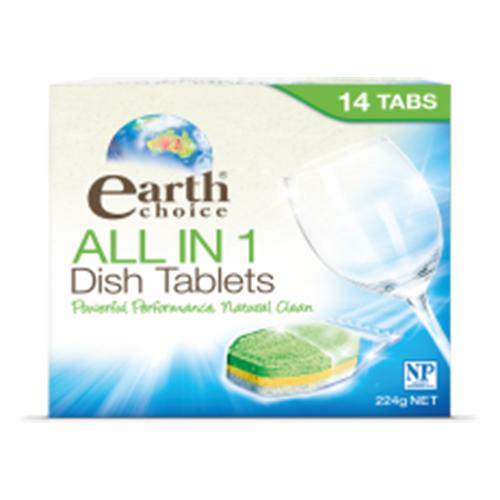 【澳洲Natures Organics】天然植粹濃縮洗碗片(洗碗機專用)14入