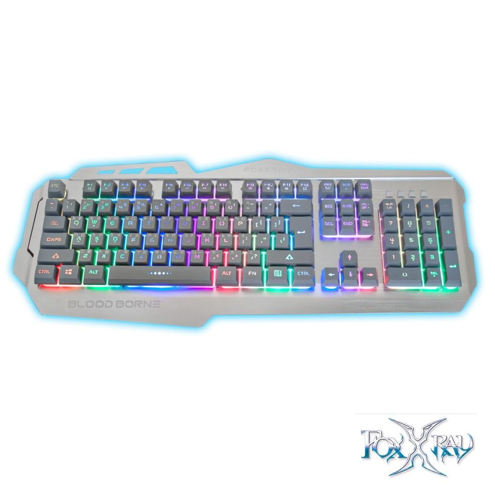 FOXXRAY 血源戰狐電競鍵盤FXR-BKL-19