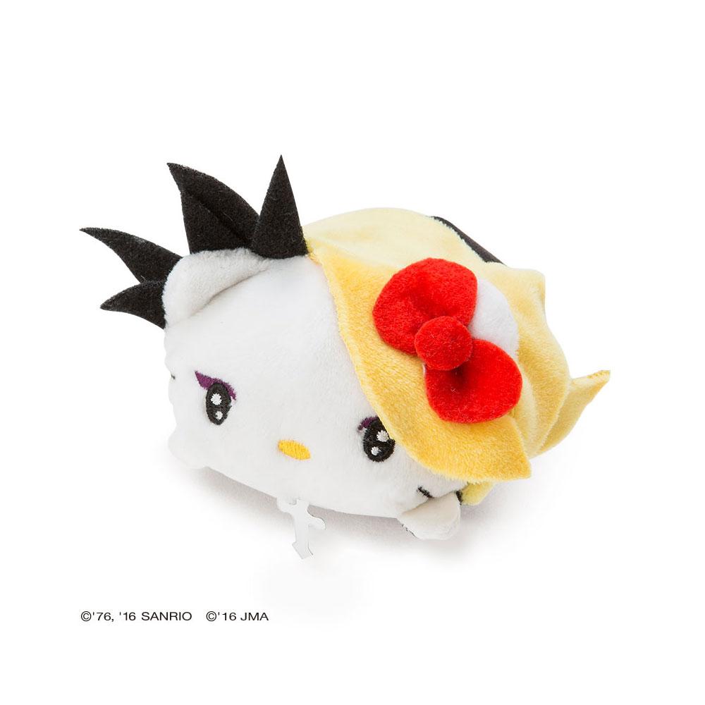 《Sanrio》三麗鷗人氣明星票選大賞紀念款迷你造型趴趴玩偶(YOSHIKITTY)