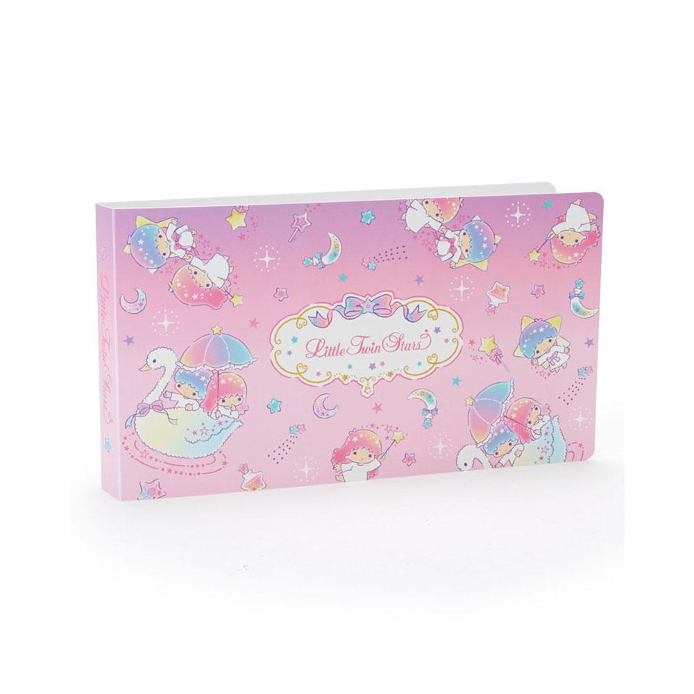 《Sanrio》雙星仙子PP票券收集/收納本(粉彩幸運小物)