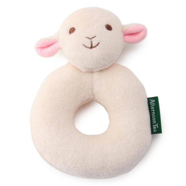 【Afternoon Tea】七隻小羊嬰兒手搖鈴 小綿羊