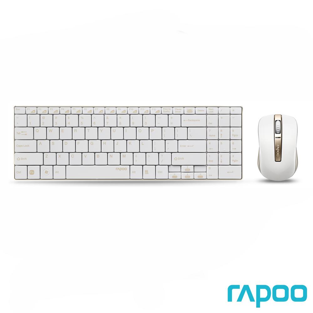 Rapoo 雷柏9160 無線鍵盤滑鼠組