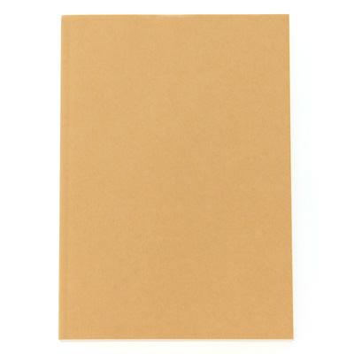 [MUJI無印良品]再生紙單行本筆記本/184頁