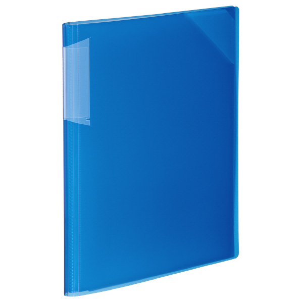 KOKUYO Novita安全資料夾 12枚內袋-藍