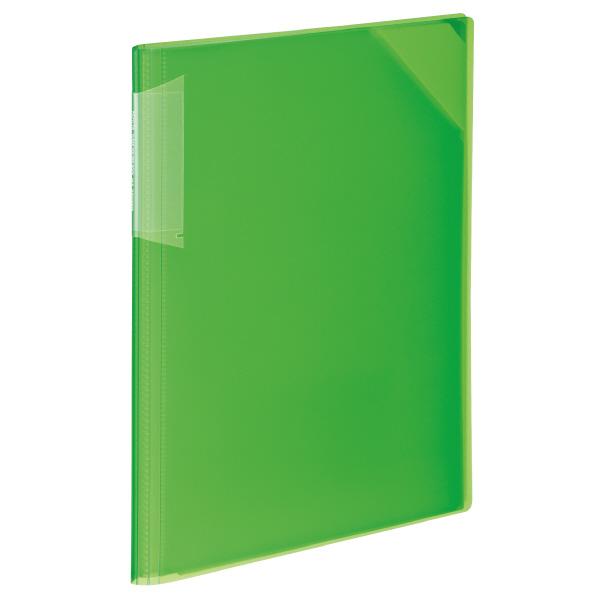 KOKUYO Novita安全資料夾 12枚內袋-綠