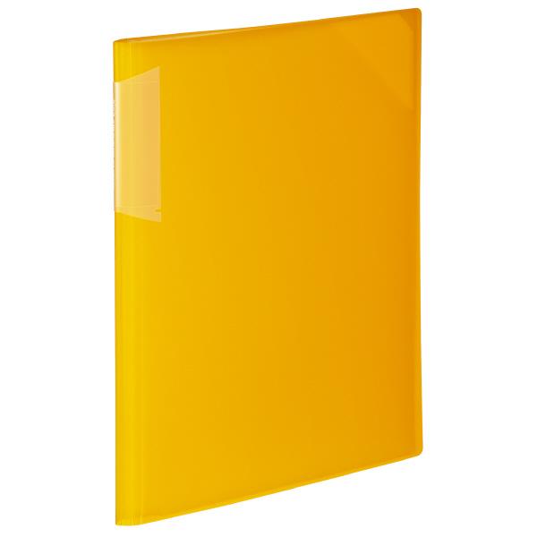 KOKUYO Novita安全資料夾 12枚內袋-橘黃