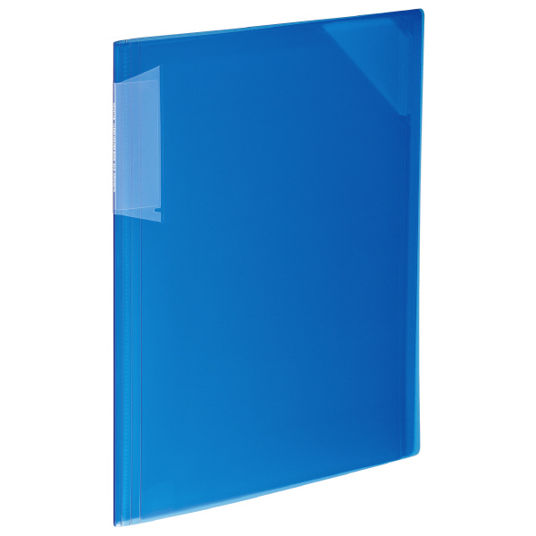 KOKUYO Novita安全資料夾 6枚內袋-藍