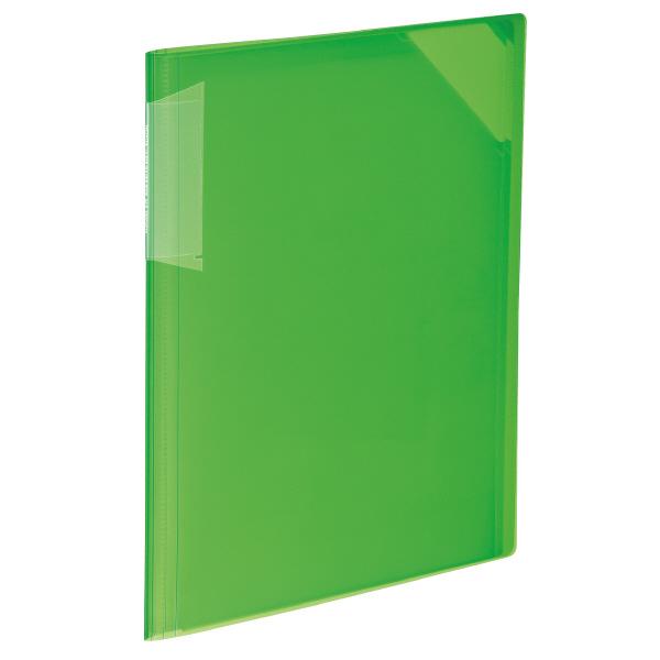 KOKUYO Novita安全資料夾 6枚內袋-綠