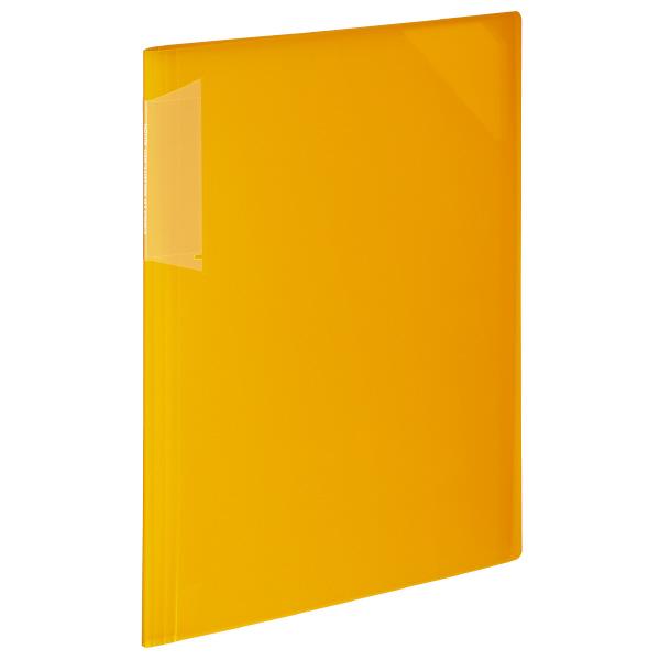 KOKUYO Novita安全資料夾 6枚內袋-橘黃