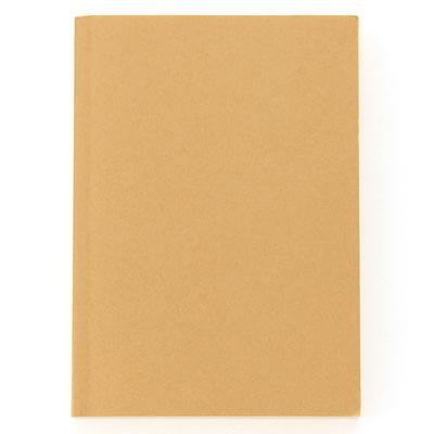 [MUJI無印良品]再生紙書型筆記本/144頁
