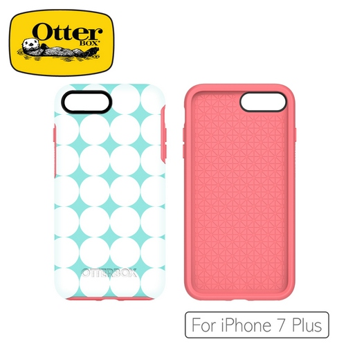 OtterBox  iPhone 7 Plus炫彩塗鴉系列保護殼-半色調53942