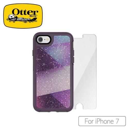 OtterBox iPhone 7施華洛世奇水鑽系列保護殼-宇宙紫51174