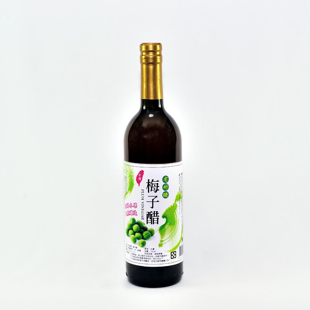 【有好醋】梅子醋(750ml)