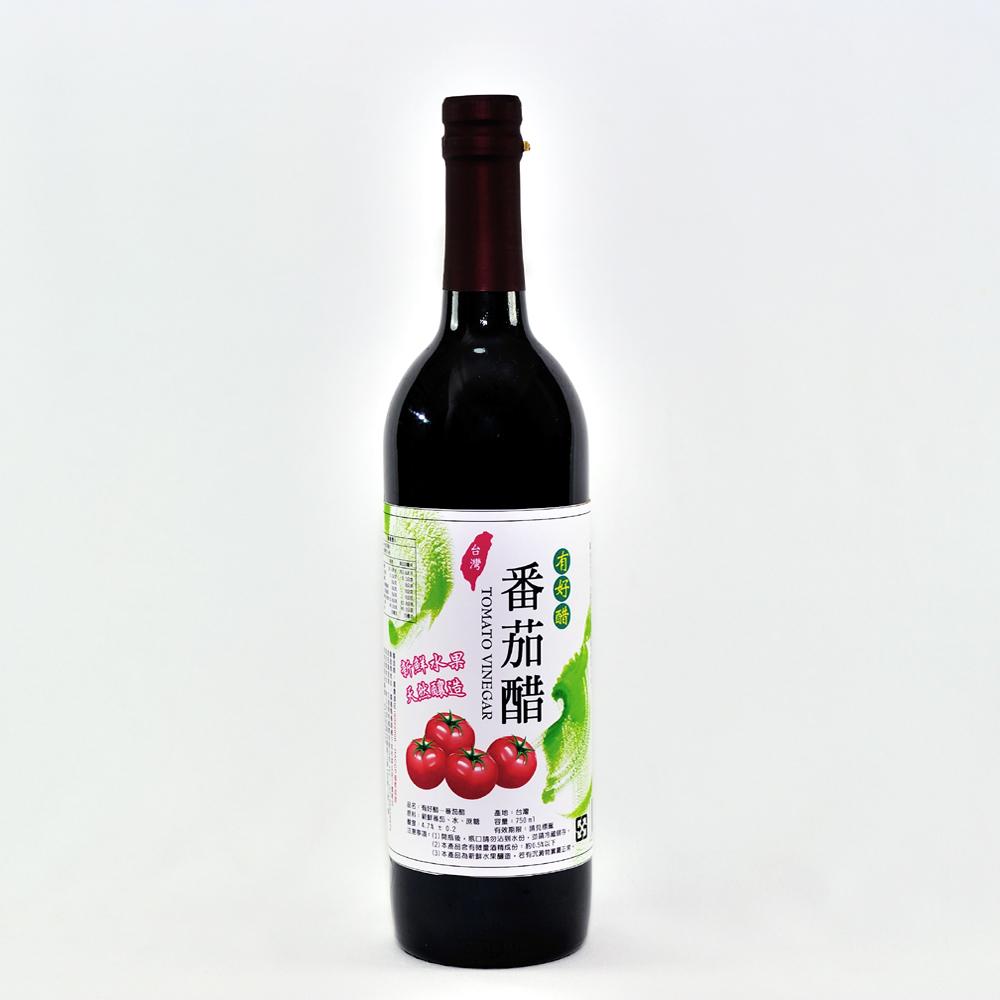【有好醋】蕃茄醋(750ml)