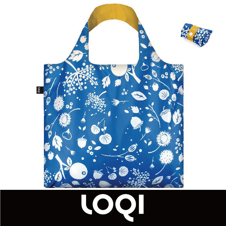 LOQI 春捲包│種子藍 SECO