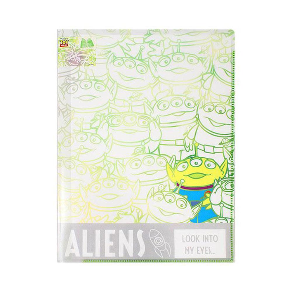 《sun-star》玩具總動員PURE& 幻彩純粹系列10層檔案資料夾(三眼怪)