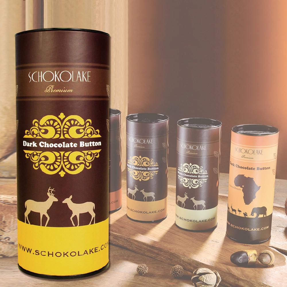 【巧克力雲莊】60%黑巧克力原豆