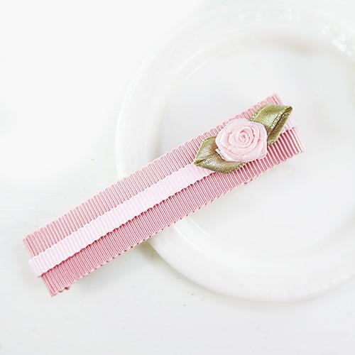 【PinkyPinky Boutique】甜美維多利亞風鴨嘴長夾 (粉紅)
