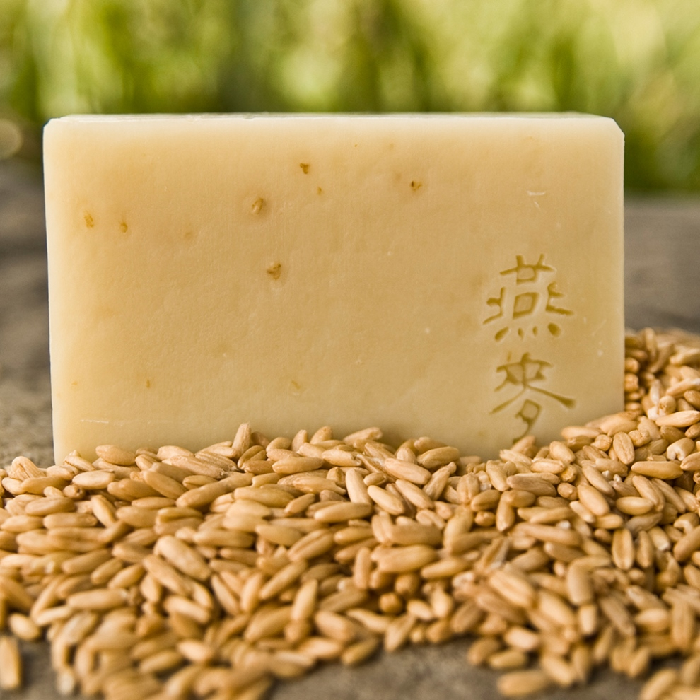 文山手作皂-燕麥舒敏皂(沐浴用)