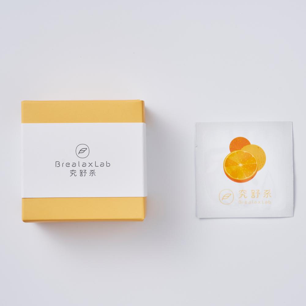 BrealaxLab 究舒系|究舒系口罩香貼片(甜橙精油)