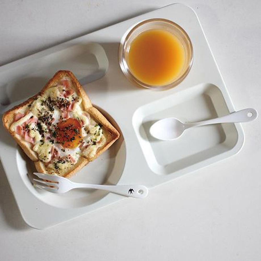 復古燕市職人餐盤Colors系列經典白