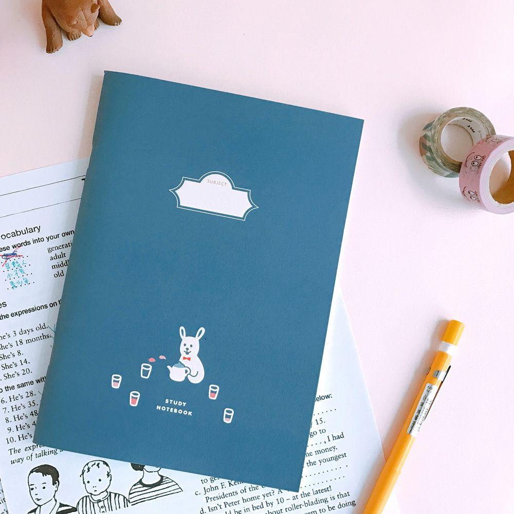 迪夢奇-Debug 學習本-彩色款-兔子