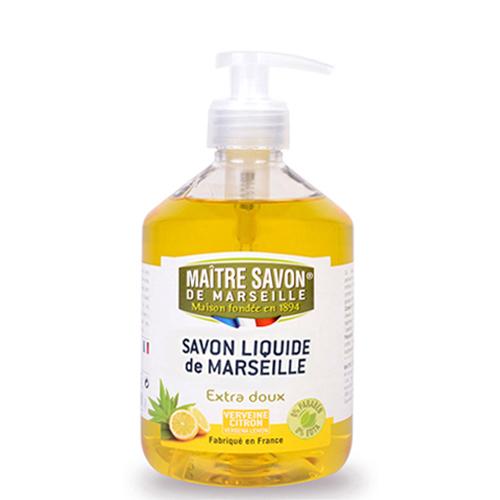 法國玫翠思馬賽液體皂(檸檬馬鞭草)500ml