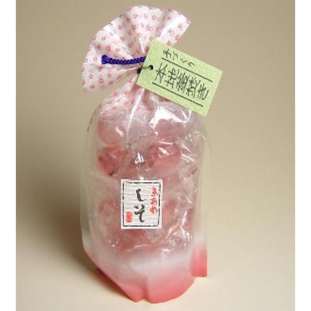 日本【岩井製菓】飴果子-紫蘇飴