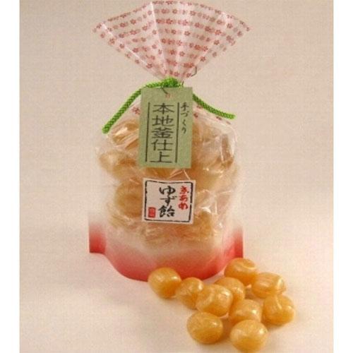 日本【岩井製菓】飴果子-柚子飴