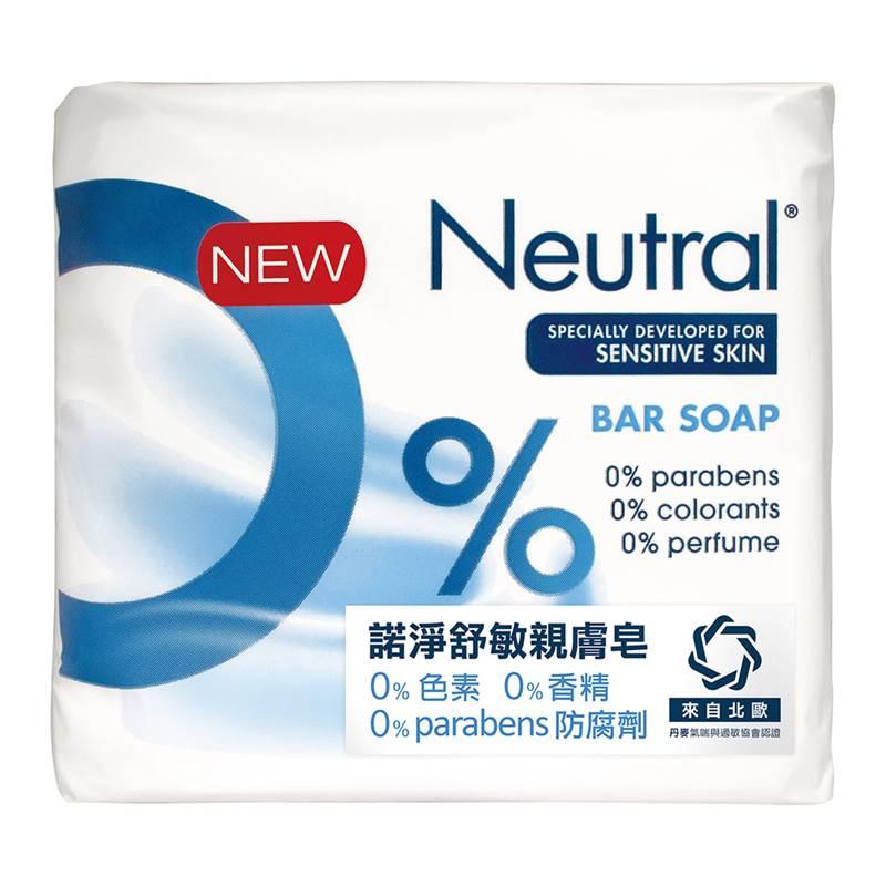 諾淨舒敏親膚皂200g