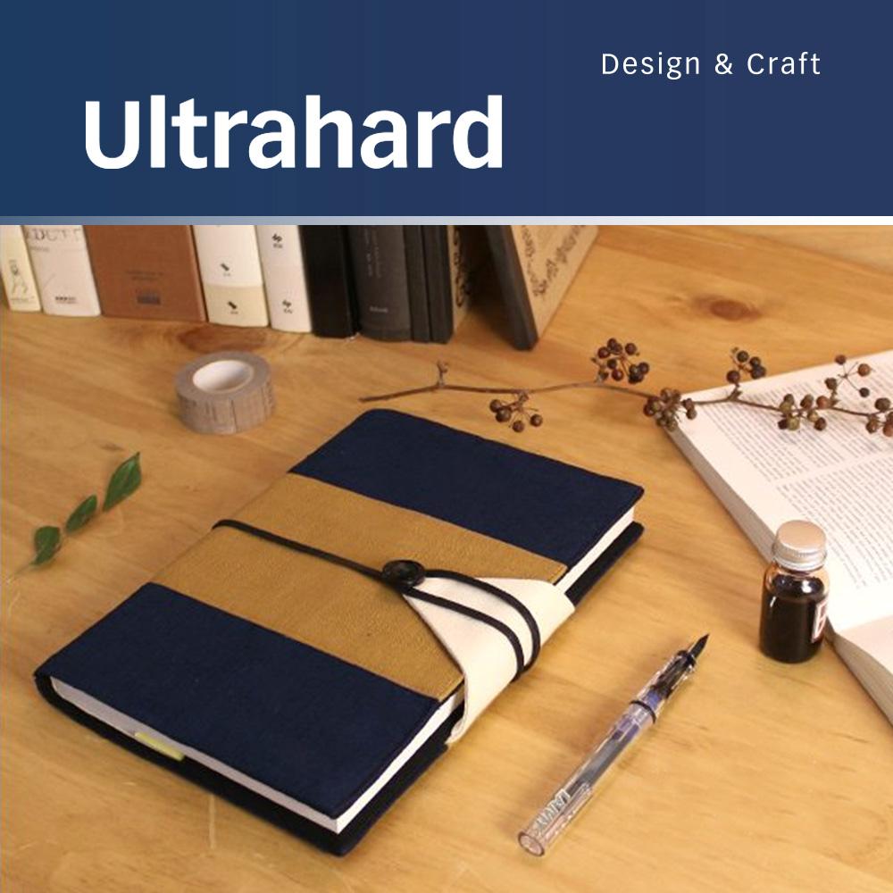 ultrahard 作家書衣系列- 太宰治/小說燈籠(深藍褐)