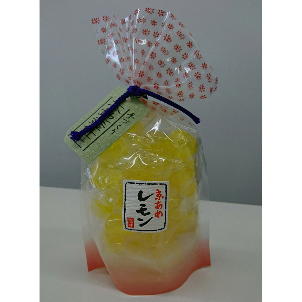 日本【岩井製菓】飴果子-檸檬飴