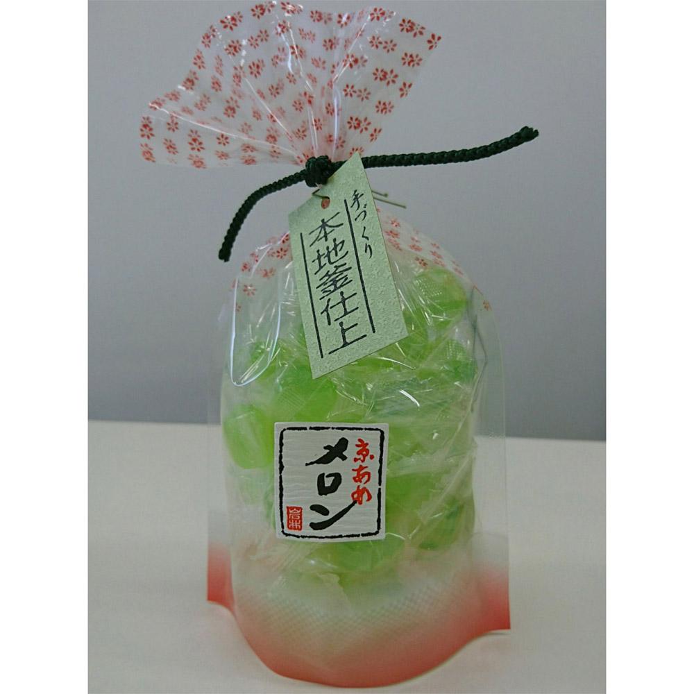 日本【岩井製菓】飴果子-哈密瓜飴
