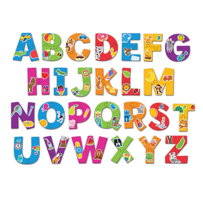 美國Learning Resources教學資源 - 字母拼圖