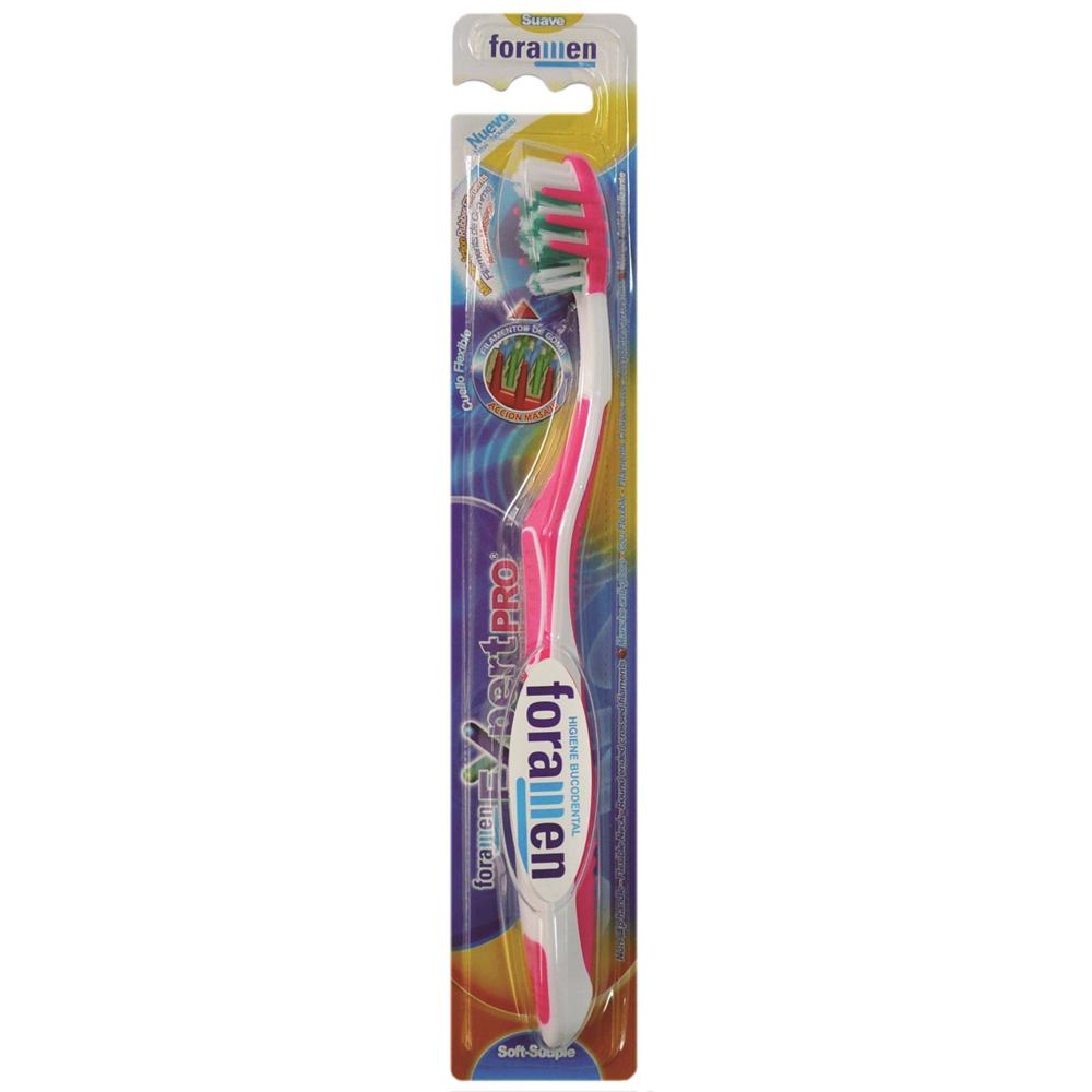 【西班牙Foramen】進階專家型護齦牙刷(軟毛)
