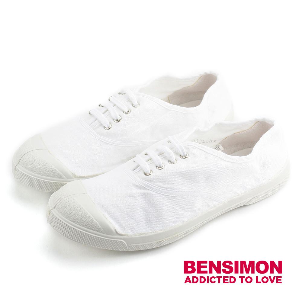 【BENSIMON】法國國民鞋 經典綁帶款