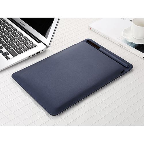 iPad Pro 皮革保護套 10.5吋 海軍藍