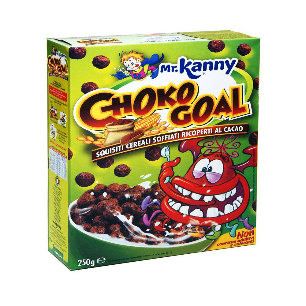 Mr. Kanny 義大利小肯尼 活力巧克力 早餐球 250G